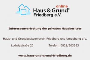 Haus und Grund Friedberg e.V.