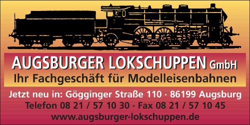 Augsburger Lokschuppen
